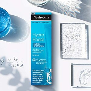 Neutrogena焕活眼周肌肤+及时补水!活力眼凝胶  (2 x 15 ml)