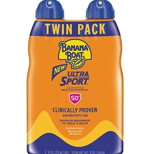 Banana Boat Sunscreen Sport Performance, Broad Spectrum Sunscreen Spray Sale