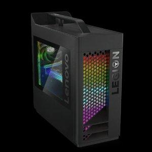 直降$600 i9/16GB/RTX2080SLenovo 联想 Legion T730 游戏台式机