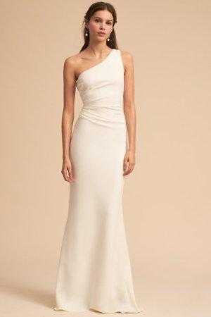 Gwyneth Dress Ivory  in  Bridesmaids & Bridal Party | BHLDN