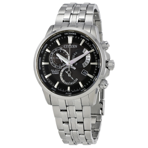$243.76Dealmoon Exclusive: CITIZEN Eco-Drive Perpetual Black Dial Men's Watch BL8140-55E