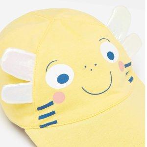Joules婴儿小蜜蜂遮阳帽