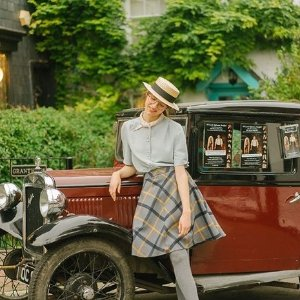 8折 £28收百搭百褶裙Miss Patina 短裙专区热卖 小仙女们的夏日必备