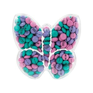 M&M'sPersonalizable M&M'S Butterfly Gift Box - mms.com