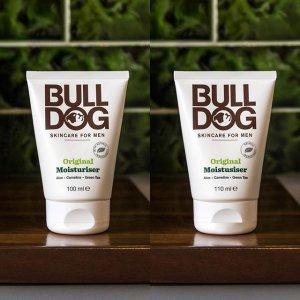 75折 €5收天然王牌天然保湿霜精致男友养成记:Bulldog 斗牛犬 男士护肤系列 拯救粗糙肌肤