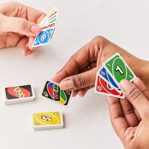 低至4折 迷你吹风机$4.99世界上最小系列 可可爱爱趣味满分 迷你UNO游戏牌$6
