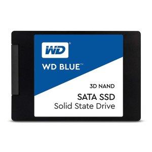 WD Blue 3D NAND SATAIII 1TB 固态硬盘