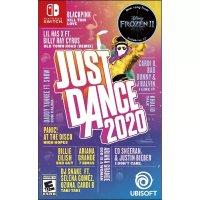 舞力全开 2020 Switch 实体版