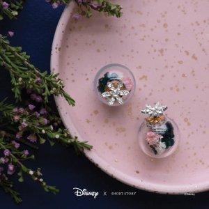 Disney Jasmine 耳钉