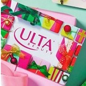 Ulta 21天美妆护肤盛典 每天都有新惊喜