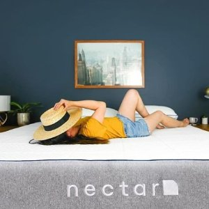 $125 off + 2 free pillowswith purchase a mattress  @ Nectar