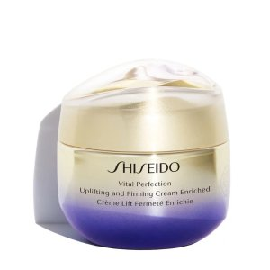 ShiseidoUplifting and Firming Cream Enriched