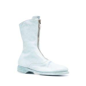 Guidi310 zip-up 靴子
