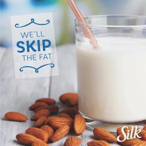 $9.79 + Free ShippingSilk Almond Milk, Unsweetened Vanilla (Pack of 6)