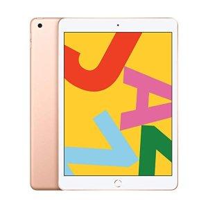 Apple新 Apple iPad (10.2-inch, Wi-Fi, 128GB) 金色
