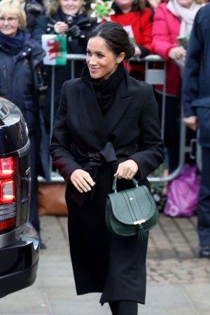 The Mini Venice Handbag Worn By Meghan Markle At Demellier London 15