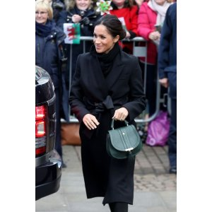 15% OffThe Mini Venice Handbag worn by Meghan Markle @ Demellier London