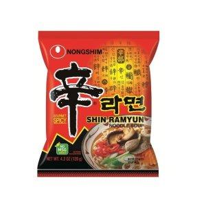 Nong Shim辛拉面*20