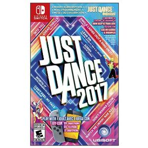 史低价 $29.96(原价$49.99)Just Dance 舞力全开 2017 - Nintendo Switch