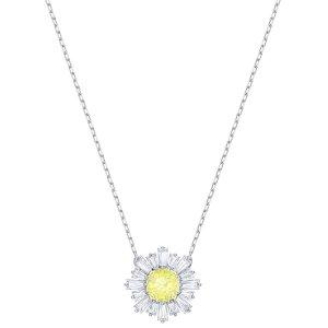 Swarovski太阳花项链