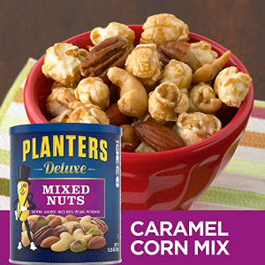 Planters Deluxe Mixed Nuts, 15 25 oz $9 49 - Dealmoon