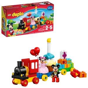 LegoDUPLO 系列 米妮米奇生日游行 10597