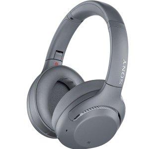 $198(原价$349.99) 5.7折黑五价:Sony WH-XB900N 消噪重低音耳机 双色可选