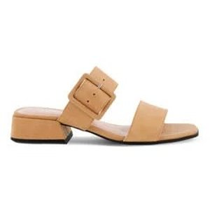 ECCO® Women's Elevate Squared Buckle Sandals |® Shoes