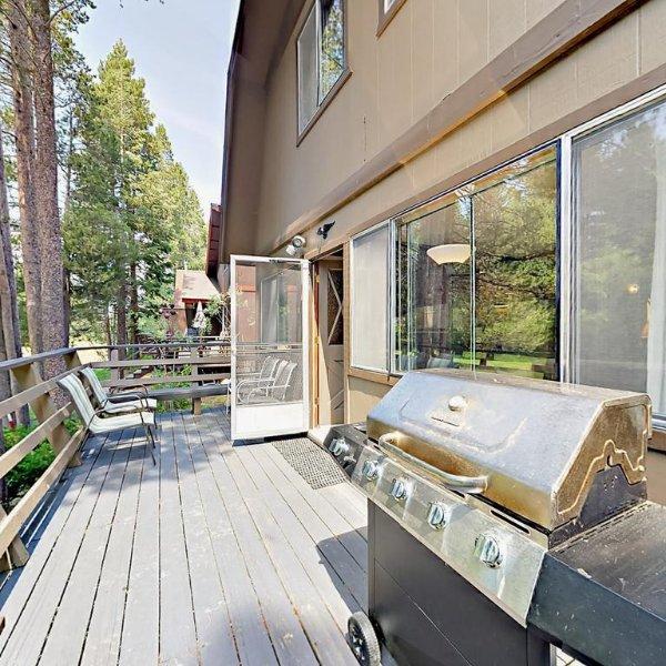 Lake Tahoe Cabin 三间房, 南太浩湖