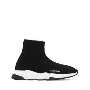 无门槛7折 £192收巴黎世家袜子鞋上新:Luisaviaroma 童鞋专区大放送 小脚妹子福利区 亲子鞋好选择