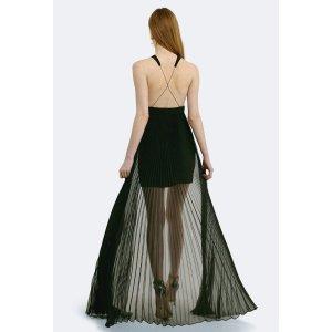 黑色性感裙