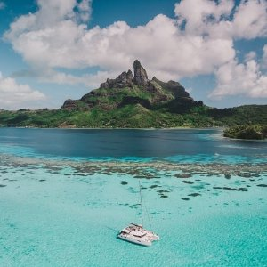Starting From $19998- or 10-Day Bora Bora, Moorea & Tahiti Trip with Hotels and Air