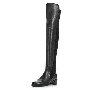 Stuart WeitzmanWomen's Lynelle Leather & Neoprene Over-the-Knee Boots