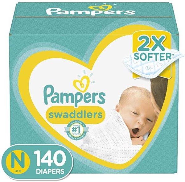 Swaddlers 新生婴儿纸尿裤140片