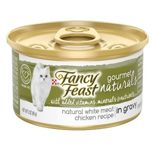 $5.40Purina 猫粮罐头 鸡肉味3oz 12罐
