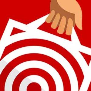 任意1件商品9折Target 红卡用户福利,需使用官网APP