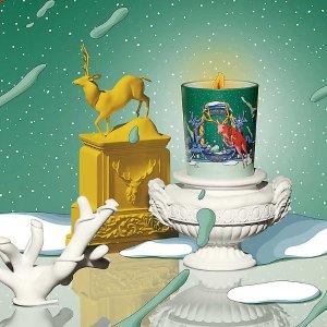 无门槛8折 圣诞蜡烛£25Diptyque 全线热促 圣诞限量罕见货全!分分钟断货!