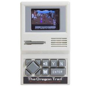 Handheld Oregon Trail Game
