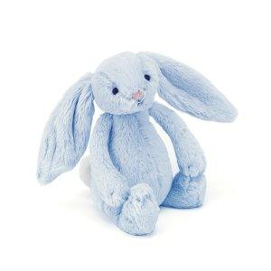 Jellycat满£50享8.5折码:SURPRISE蓝兔