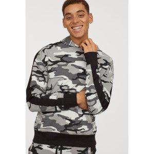 H&MHooded Sweatshirt