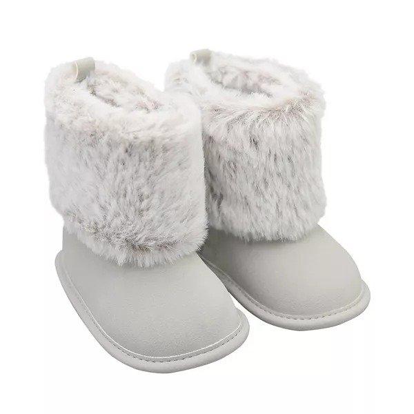 女婴雪地靴
