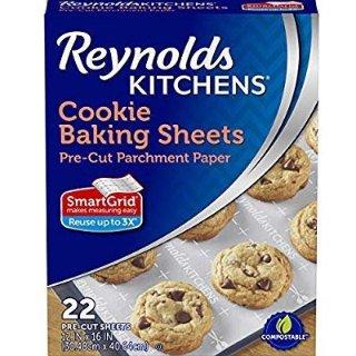 $3.16Reynolds 不沾黏烘培纸 22张 烘培必备