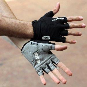 全部仅需$1 三款可选超低价:Sugoi 精选时尚骑行手套 保护手掌