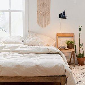 低至3折Urban Outfitters Ins风家居装饰专场 收高颜值床品