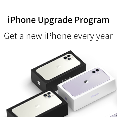 Get a new iPhone every yeariPhone Upgrade Program - The easiest way to upgrade to the latest iPhone