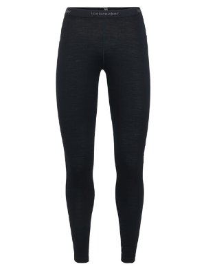 Womens Merino 200 Oasis Leggings Thermal Base Layer| icebreaker