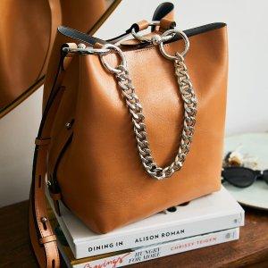 最高立享7折 新款托特包$200+最后一天:Rebecca Minkoff  精选美包,美衣,美鞋满额享优惠