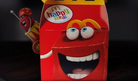 McDonald's 儿童餐限时$4McDonald's 儿童餐限时$4