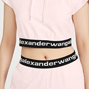 低至5折 热门款都在线T by Alexander Wang 百变大王折扣来袭 纽约女孩最爱潮牌