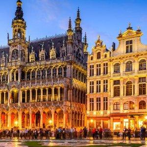 含酒店+Train World门票布鲁塞尔城市之旅 低至€99每个人 快来领略欧洲首都之美吧